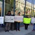 حمایت از جنبش دانشجوی کابل در کانادا