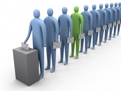 جلسه انتخاب مسولین انجمن